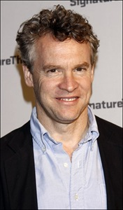 Tate Donovan Opening night of the Signature Theatre Company production of 'Title and Deed' at the Alice Griffin Jewel Box Theatre – Party Arrivals. New York City, USA – 20.04.12