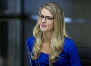 """Arrow -- """"City of Heroes"""" -- Image AR201a_0073bc -- Pictured: Emily Bett Rickards as Felicity Smoak -- Photo: Cate Cameron/The CW -- © 2013 The CW Network. All Rights Reserved"""