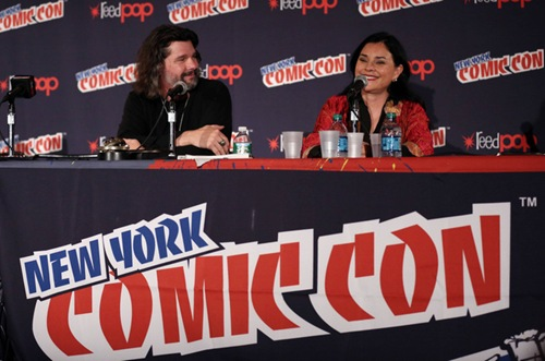 Starz New York Comic Con - Day 2