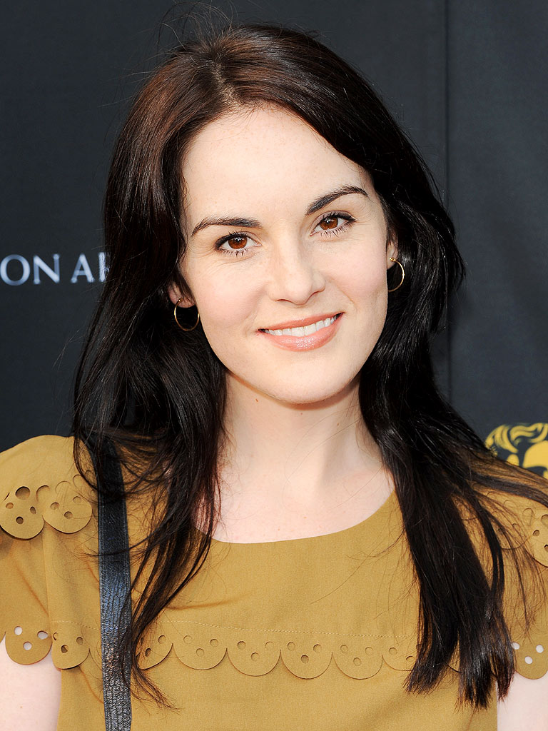 hot tv babe of the week michelle dockery