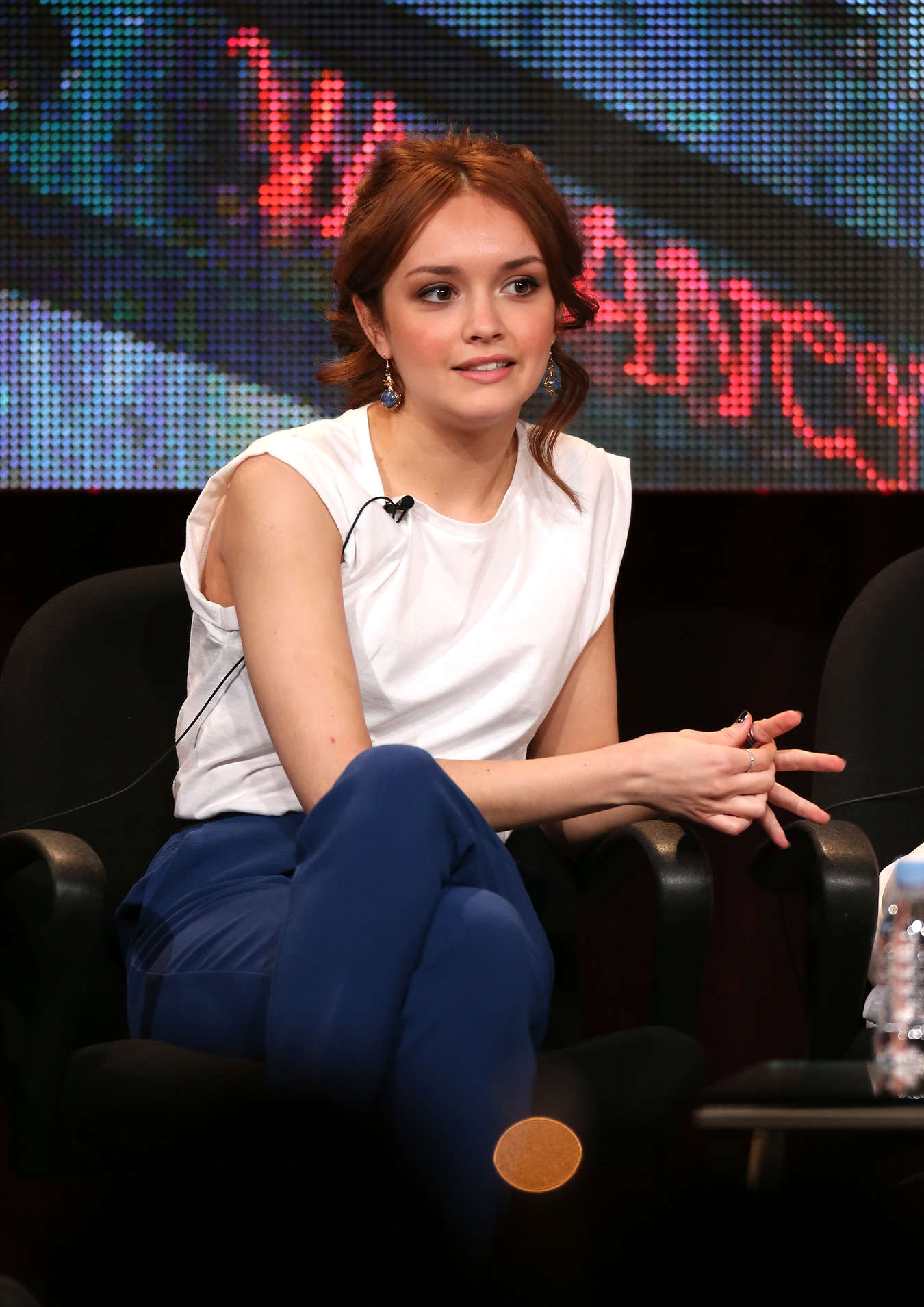 olivia cooke hot Quotes Girls Tv Show Quotes
